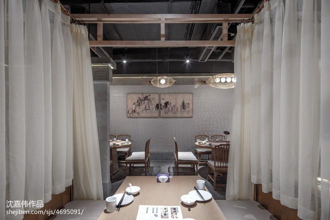 菜根小厨餐厅设计