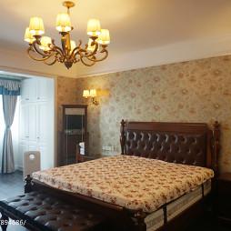 美式别墅卧室设计