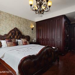 经典美式卧室设计案例