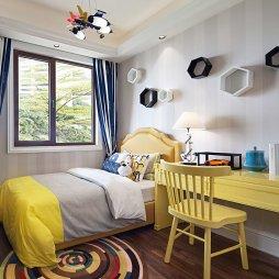 童趣新古典风格儿童房装修