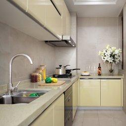 实用新古典风格厨房装修