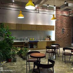 公司咖啡休息区设计