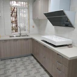 简洁地中海风格厨房设计