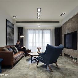 简约四居室客厅设计