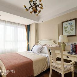 质感美式卧室装修