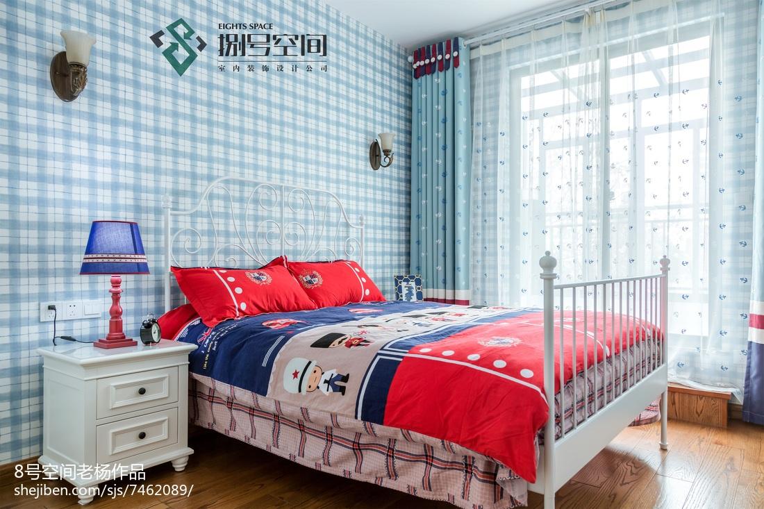 别墅地中海风格儿童房设计