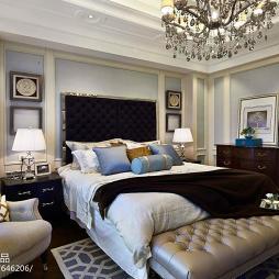 质感新古典卧室装修