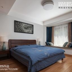 美式现代卧室装修