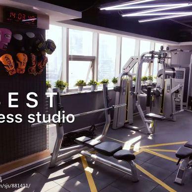 南京西路BEST fitness studio 健身工作室_2607705