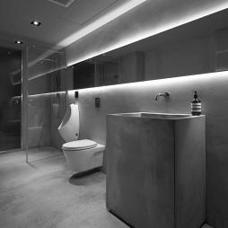 办公空间卫生间设计