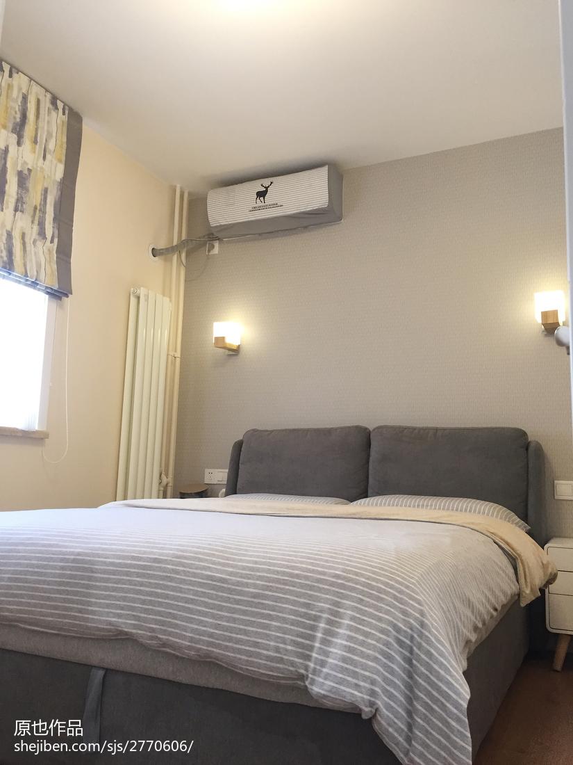 生活资讯_现代风格卧室空调设计 – 设计本装修效果图