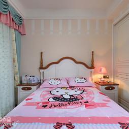 明快中式儿童房装修