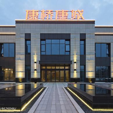 杨铭斌设计作品-康城壹号院销售中心_2616121