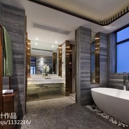 经典东南亚风格卫浴设计