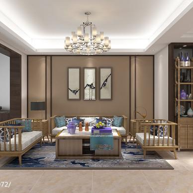 新中式三房两厅两卫一厨_2618336