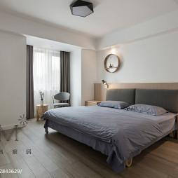 大气日式卧室设计案例