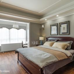 家居美式主卧室设计