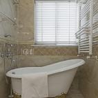 美式卫浴浴缸效果图