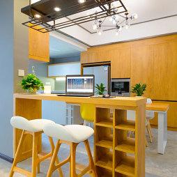 现代风格创意吧台设计