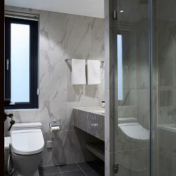 中式卫浴设计案例