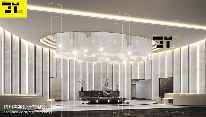 酒店空间设计_2628553