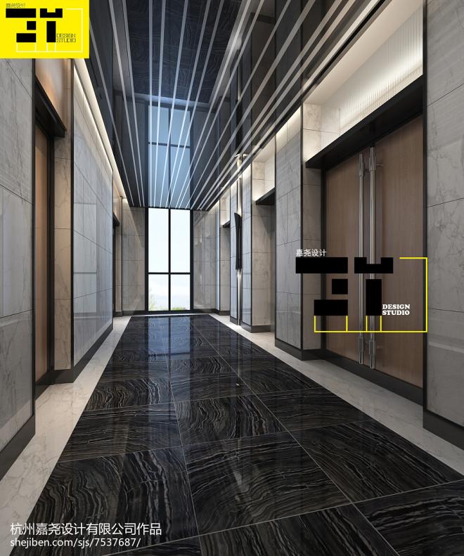 酒店空间设计_2628554
