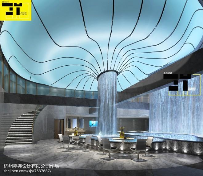 酒店空间设计_2628555