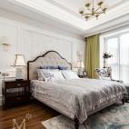 惬意美式卧室装修效果图