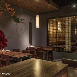 蜜柑餐厅室内设计