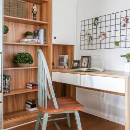 小文艺美式书房设计