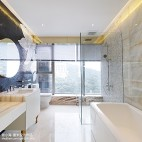 简约风格住宅卫浴设计