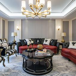 华丽欧式客厅家具