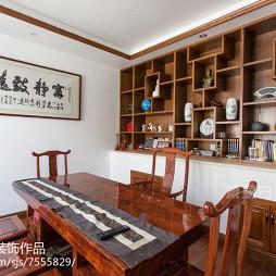 美式书房复古家具