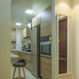 北欧风格二居室厨房