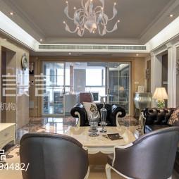简雅现代风格客厅设计