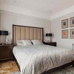 美式卧室装修风格