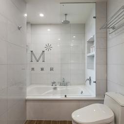 美式白色卫浴