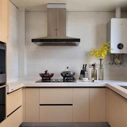 简约二居室厨房装修