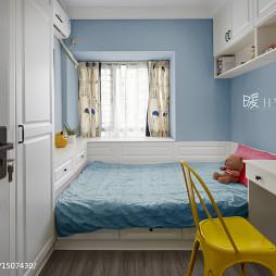 法式榻榻米儿童房设计