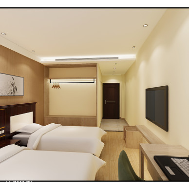 宝鸡东冠酒店设计_2657524