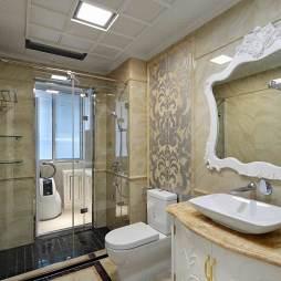 古典欧式卫浴设计