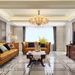 新古典客厅装修