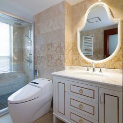欧式风格卫浴柜