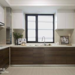 样板房厨房设计