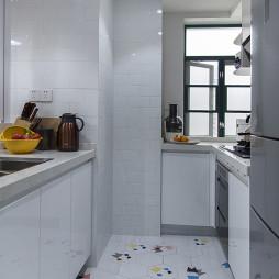 小户型厨房装修效果