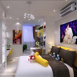 25平方单身公寓改造方案_2671020