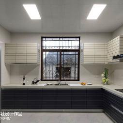 中式雅宅厨房装修