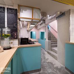 港式茶餐厅室内设计