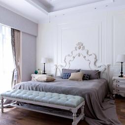 别墅简欧卧室设计