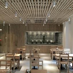 城市客栈餐厅设计